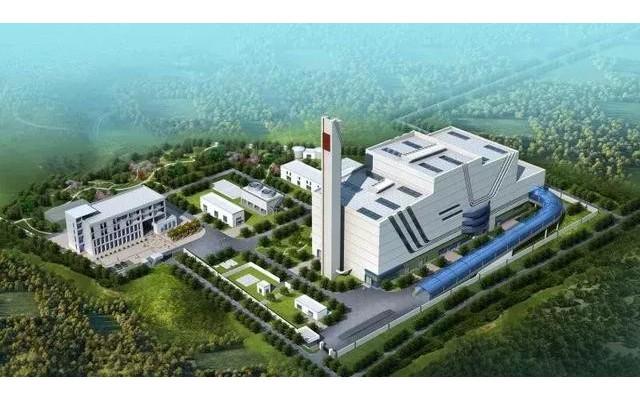 陕西首个炉排炉焚烧发电技术项目落户杨凌